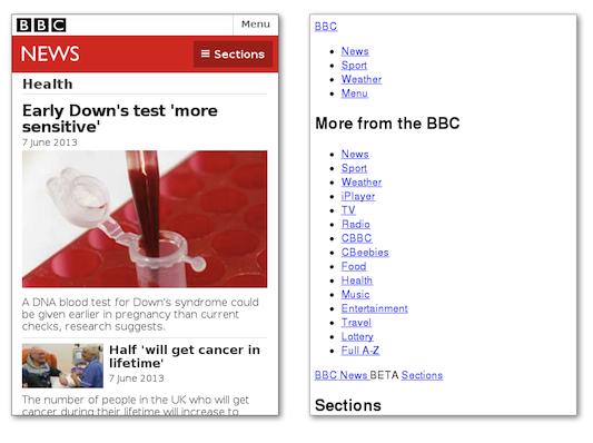 bbc - css
