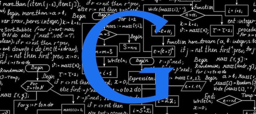 google algoritmo